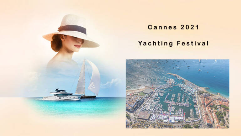 Yachting Festival de Cannes 2021